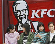 China: The new fast food nation